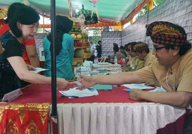 Pemungutan suara Pemilu 2019 di Kota Surabaya, 17 April lalu. | Foto: Ist
