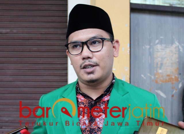 Putra KH Asep Saifuddin Chalim, Gus Habib gagal menembus kursi DPR RI. | Foto: Barometerjatim.com/do
