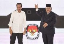 Joko Widodo dan Prabowo Subianto, siapa pemenang Pilpres ditentukan pada 22 Mei 2019. | Foto: Ist