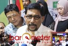 Machfud Arifin, Jatim sumbang 51 persen kemenangan Jokowi-Ma'ruf.   Foto: Barometerjatim.com/roy hs