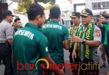 Rudi Setiawan setelah 18 bulan menjabat Kapolrestabes Surabaya. | Foto: Barometerjatim.com/abdillah hr