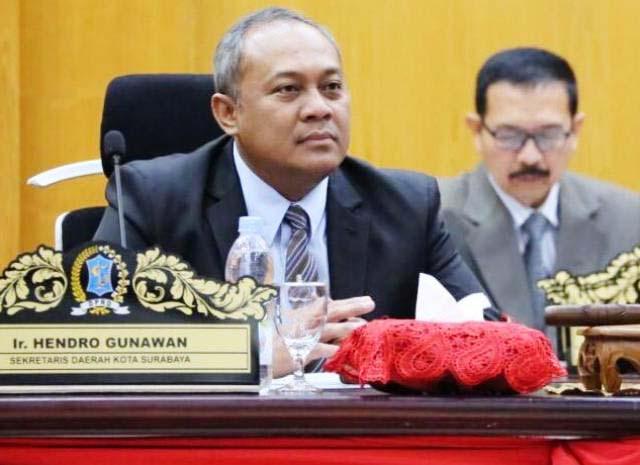 BEKERJA DALAM DIAM: Hendro Gunawan, birokrat Pemkot Surabaya yang masuk bursa Pilwali Surabaya 2020. | Foto: IST
