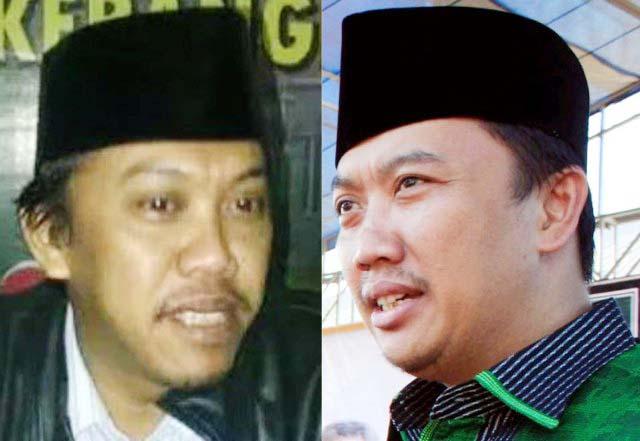 KPK ZALIM: Syamsul Arifin (kiri), KPK zalim atas penetapan tersangka Imam Nahrawi. | Foto: IST/Barometerjatim.com/ROY HS