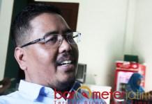 JANGAN NYERIMPETI: Anwar Sadad, ring 1 Gubernur Khofifah jangan malah nyerimpeti. | Foto: Barometerjatim.com/Roy HS