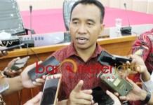 KUAT JAGA ADAT: Najamuddin Amy, masyarakat NTB sangat kuat dalam menjaga adat. | Foto: Barometerjatim.com/ROY HS