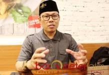 PILWALI SURABAYA: Ahmad Nawardi, siap alokasikan Rp 200 juta per RT di Surabaya. | Foto: Barometerjatim.com/ROY HS