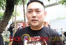 POLEMIK GBT: Giyanto Wijaya, harap Risma sambut Khofifah selesaikan polemik GBT. | Foto: Barometerjatim.com/ROY HS