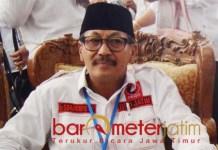 PILBUP LAMONGAN: Suhandoyo, tak ingin banyak mengambil Parpol di Pilbup Lamongan.   Foto: Barometerjatim.com/ROY HS