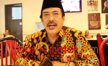 SEMANGAT BARU: Nur Achmad Syaifuddin, akhiri polemik eksekutif-legislatif di Sidoarjo. | Foto: Barometerjatim.com/ROY HS