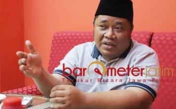 KESAKSIAN: Yusub Hidayat, kepergian Masjkur Hasjim sisakan banyak kisah inspiratif. | Foto: Barometerjatim.com/ROY HS