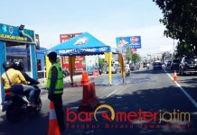 PERPANJANG PSBB: Bersama Surabaya dan Gresik, Sidoarjo perpanjang PSBB hingga 8 Juni. | Foto: Barometerjatim.com/ROY HS