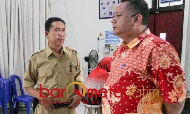 PERANNYA DIBUTUHKAN: Whisnu Sakti Buana, perannya dibutuhkan masyarakat Surabaya di masa pandemi.   Foto: Barometerjatim.com/DOK
