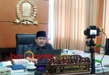 PETANI MILENIAL: Anwar Sadad, dukung pemerintah ciptakan 2,5 juta petani milenial. | Foto: Barometerjatim.com/ROY HS