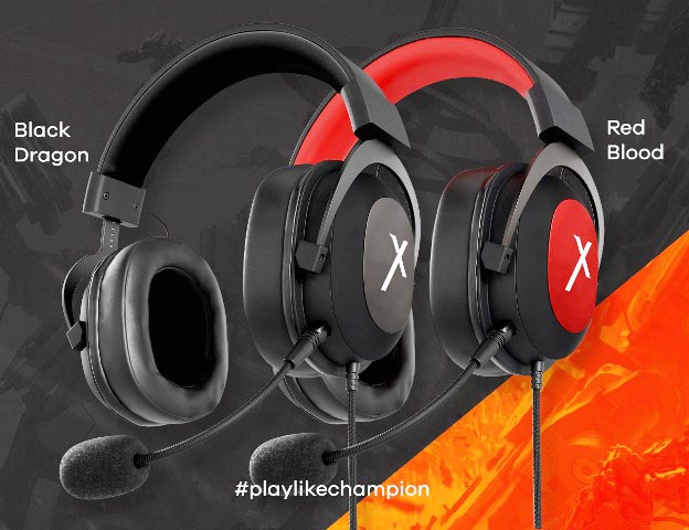 HANYA 5 RIBU UNIT: JETE X P1 Pro Series, ramaikan pasar headset gaming dengan berbagai keunggulan. | Foto: IST
