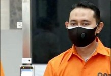 TERSANGKA: Bupati Nganjuk, Novi Rahman Hidayat ditetapkan tersangka dalam kasus jual beli jabatan. | Foto: IST