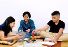 BLENDEN LEARNING: Sekolah Murid Merdeka, tawarkan metode gabungan pembelajaran online dan offline. | Foto: IST