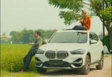 FILM PERDANA: Salah satu adegan dalam Elipsis, film pendek perdana BMW Astra kerja bareg BAFilms. | Foto: Barometerjatim.com/IST