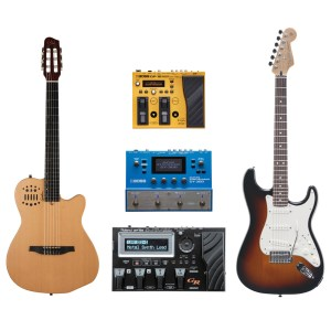 Chitarre Midi e Sintetizzatori Midi