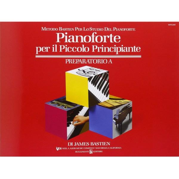 Bastien_Pianoforte_per il piccolo principiante_prep_A