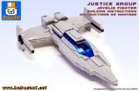 CREATIONS PERSONNELLES EN LEGO PAGE DC JUSTICE LEAGUE ...