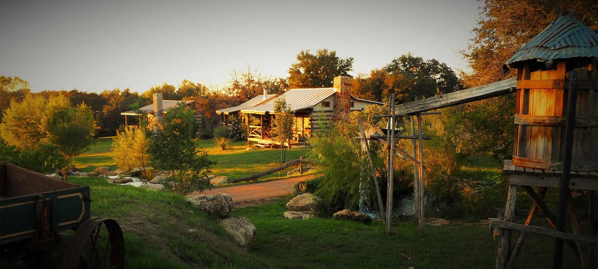 Fredericksburg Accommodations In Texas Hill Country