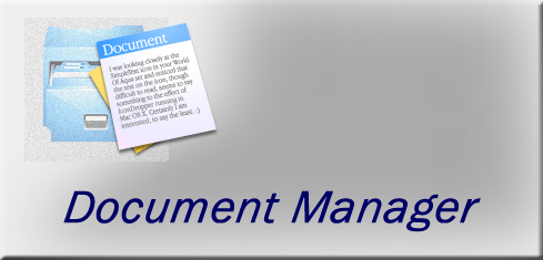 Document Manager for Windows