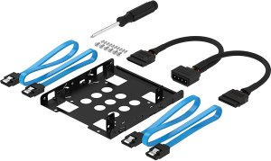 Sabrent SSD kit for 2.5 SSD drives.