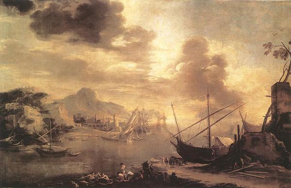 Il vedutismo nel periodo barocco