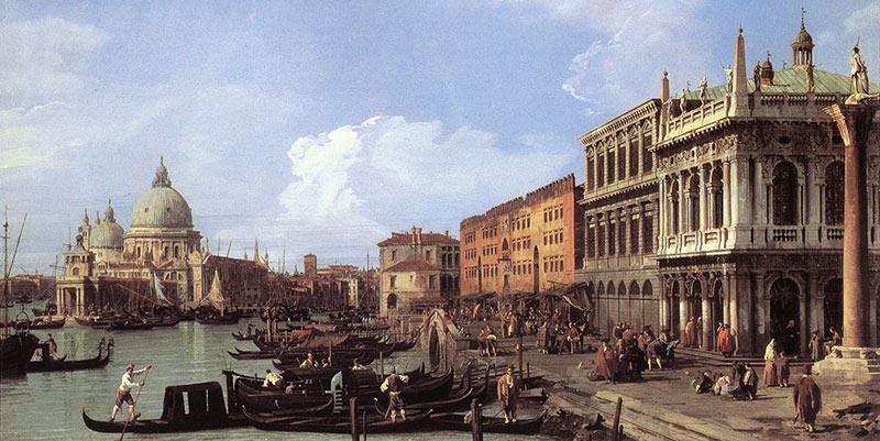 Canaletto pittore vedutista