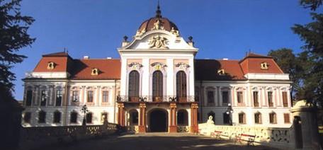 Il castello di Godollo