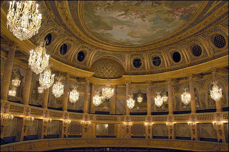 LOpera Royale de Versailles il palcoscenico dei Re