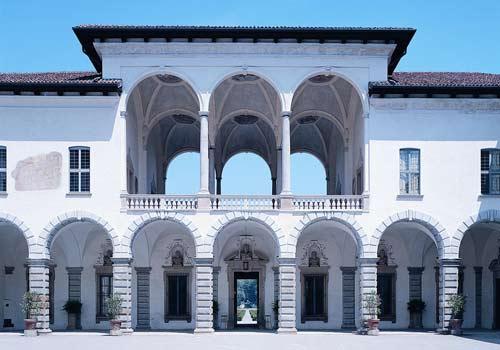 Palazzo Arese Borromeo a Cesano Maderno