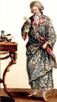 Cineserie moda barocca e rococ