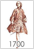 Moda dal 1550 al 1789