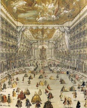 Milano dal Teatro Ducale alla Scala