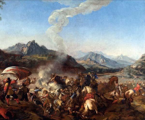 La guerra e gli eserciti nel XVII secolo