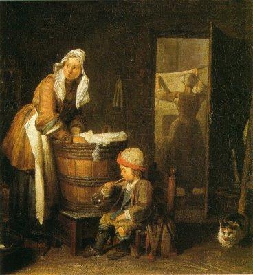 Linfanzia nel periodo barocco