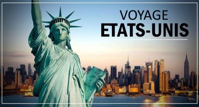 etats-unis voyage
