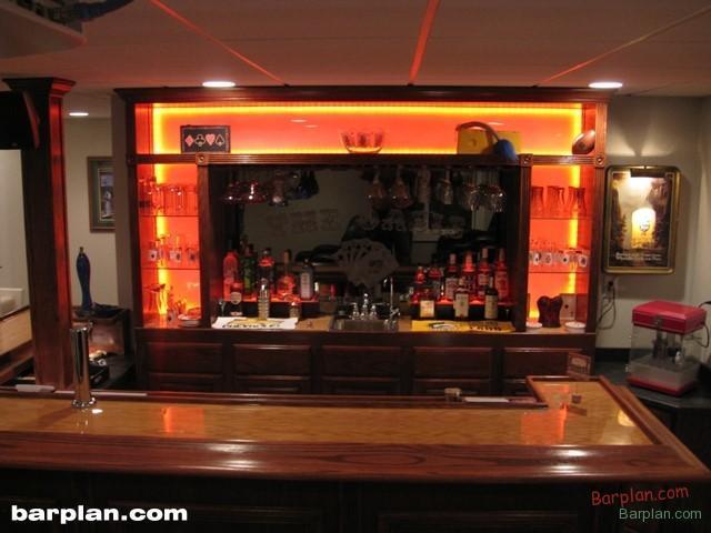 Advantages of LED Home Bar Lighting