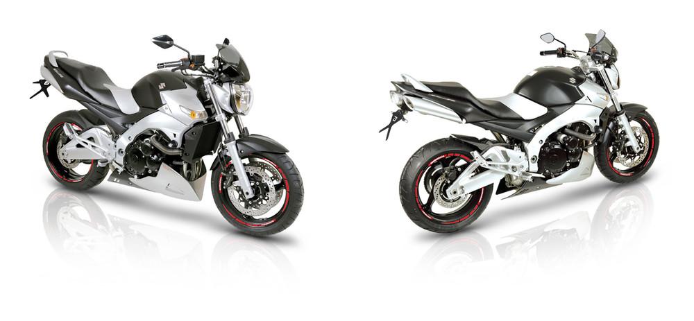 GSR 600 > Suzuki > Moto