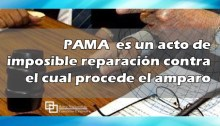 PAMA El embargo precautorio es un acto de imposible reparación contra el cual procede el amparo indirecto