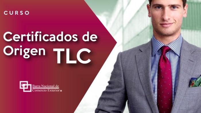 Curso Certificados de Origen TLC