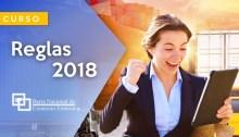 Curso Reglas Generales de Comercio Exterior 2018