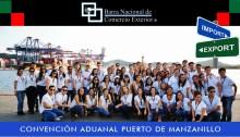 Convención Aduanal Manzanillo 2020