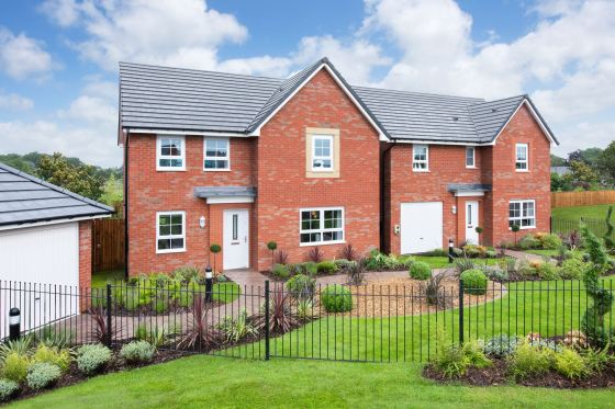 New Homes For Sale In Derbyshire East Midlands Barratt