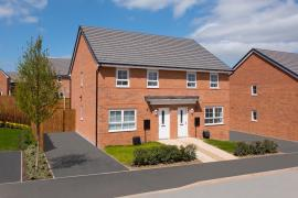 Somerford Reach New Homes In Congleton Cheshire