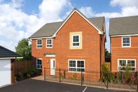 Torne Farm New Homes In Doncaster South Yorkshire