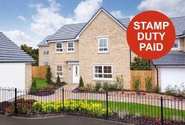 Saxon Dene Silsden New Homes In Keighley West Yorkshire