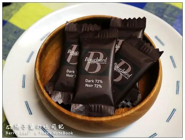 【Costco 好市多】Bouchard 比利時 72%黑巧克力︱對巧克力控來說的好物之一 | | Barrel Leaf 桶子葉