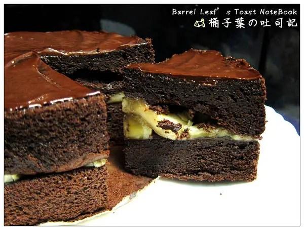 【宅配】布雷夫手作烘焙.巧克力香蕉蛋糕.紫米釀三寶麵包 — 濃郁不膩的巧克力+養生不油的麥香麵包 ...